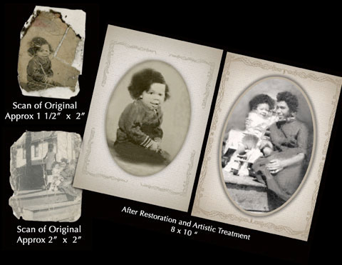 Photo Restoration Ohio